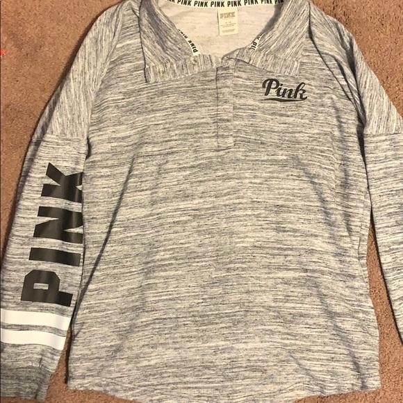 PINK Sweaters - PINK sweatshirt